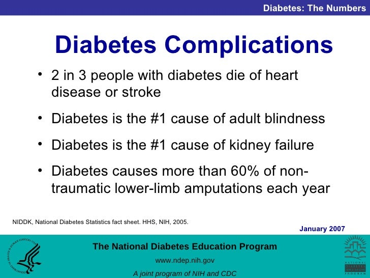 diabetes a1c handout