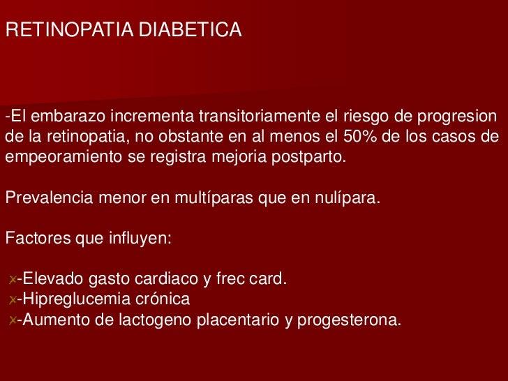 Diabetes y embarazo abril