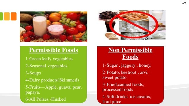Diabetic diet plan 7 permissible foods forumfinder Choice Image