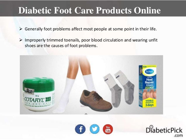 foot care brands