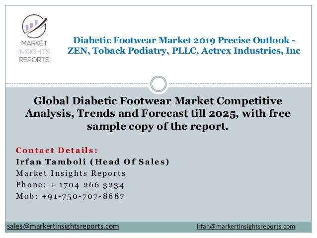 9c361fe8a342 Diabetic footwear market 2019 precise outlook zen