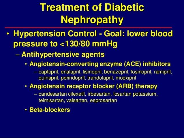 Diabetic Nephropathy Management