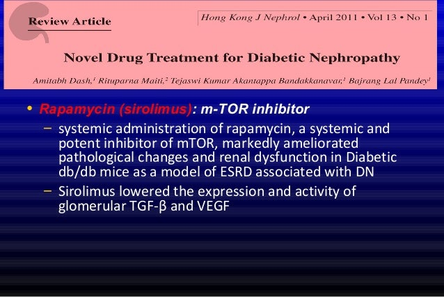 treatment of diabetic nephropathy guidelines