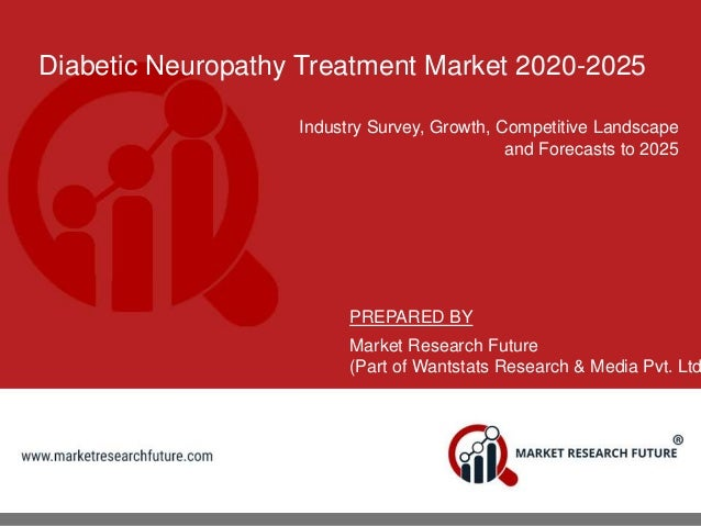Diabetic Neuropathy Treatment Market 2020-2025 Industry Survey, Growth, Competitive Landscape and Forecasts to 2025 PREPAR...