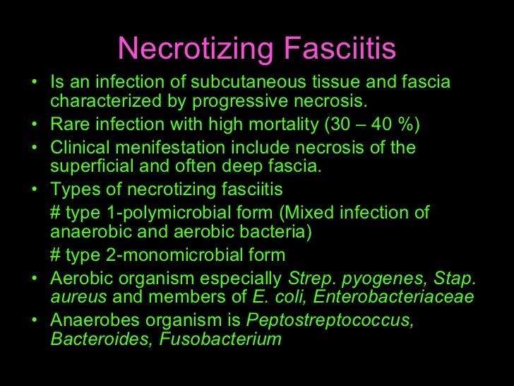 Diabetic related infection and management