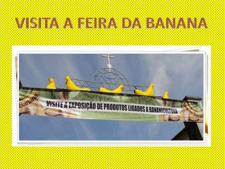 A Banana é um fruto cuja origem é o sudeste do continente asiático.Esta fruta tropical possui uma polpa macia, saborosa e ...