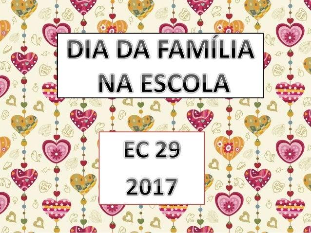 Dia da família EC 29