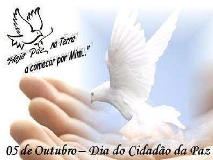 Dia da Paz<br />por ADM<br />