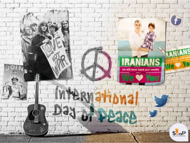 International Day of Peace by SOAP