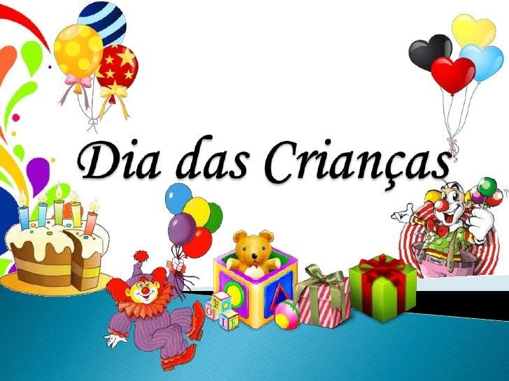 Dia das Crianças<br />
