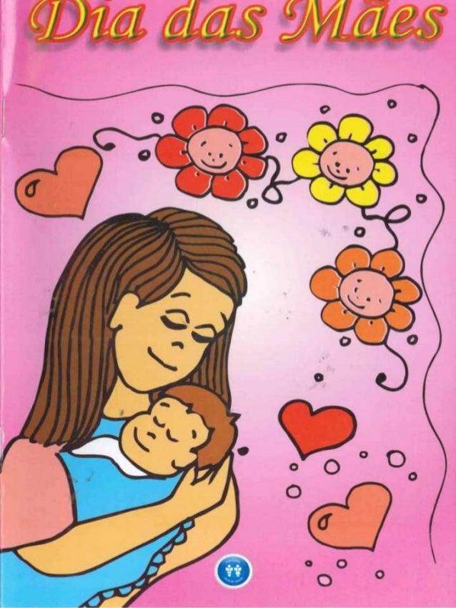 Cartilha Dia das mães -Aula Especial