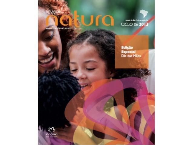 Natura - Dia das Mães 2013