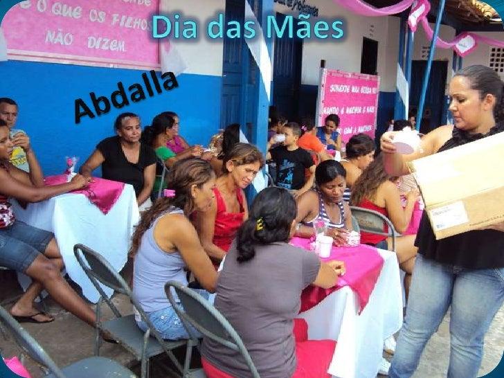 Dia das Mães<br />Abdalla<br />