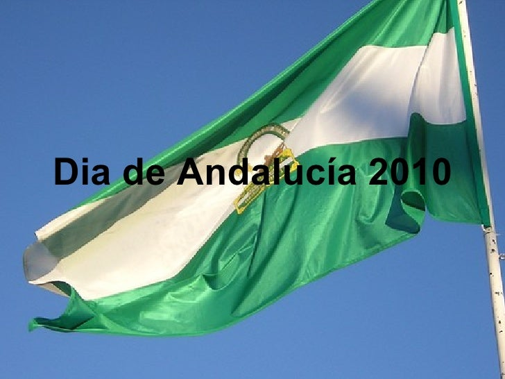 Dia de Andalucía 2010