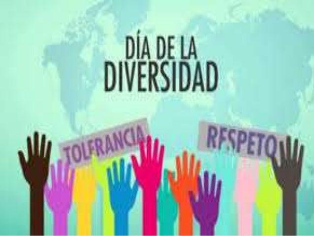 Dia de la diversidad cultural julieta lastra