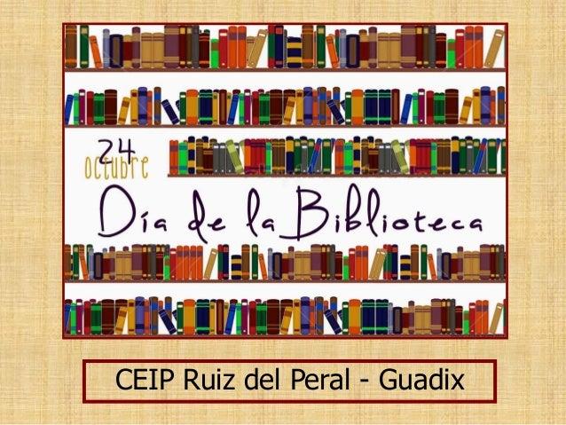 CEIP Ruiz del Peral - Guadix