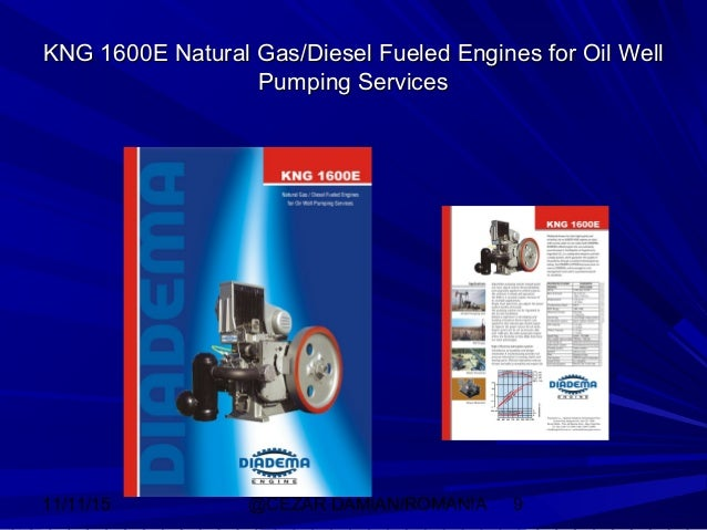 Oil For Natural Gas Fueled Engines
