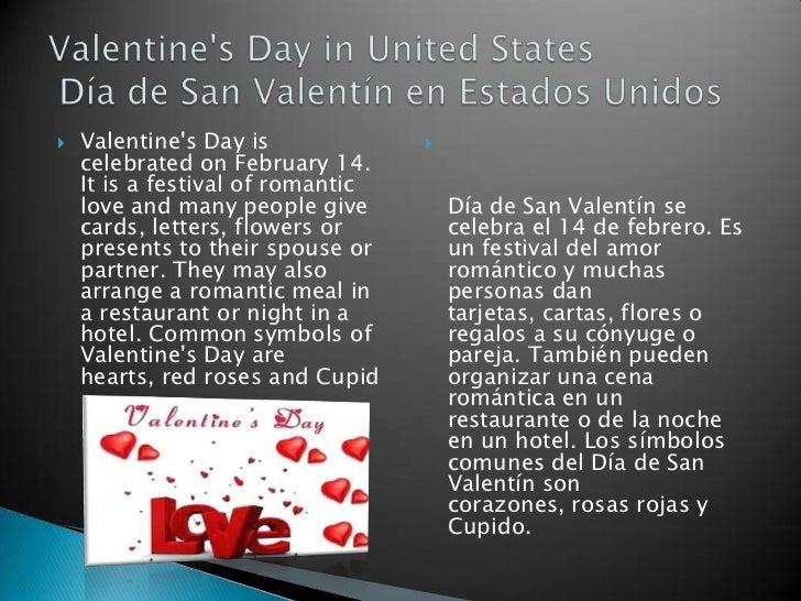 Dia de san valentin - Cartas de san valentin en ingles ...