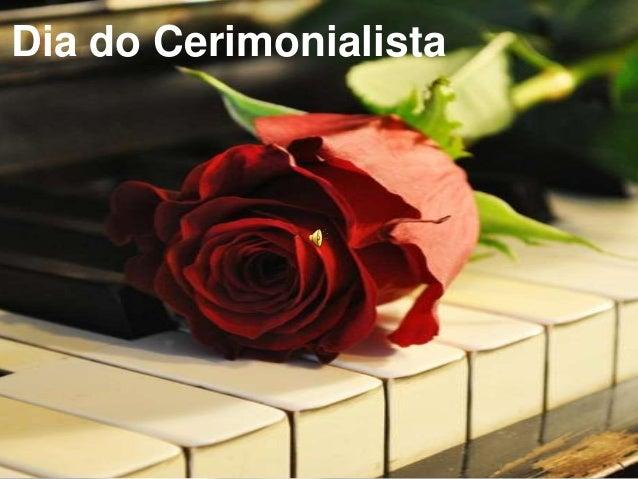 Dia do Cerimonialista