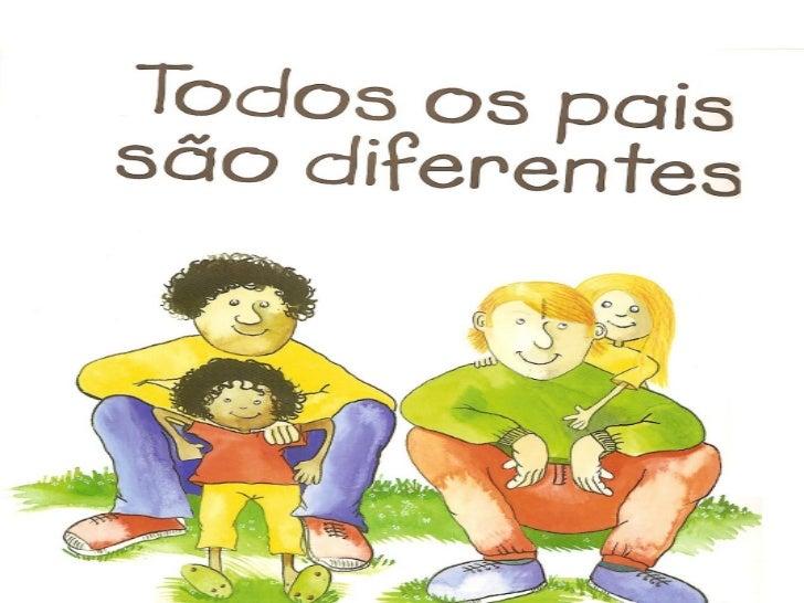 Dia do pai todos os pais são diferentes