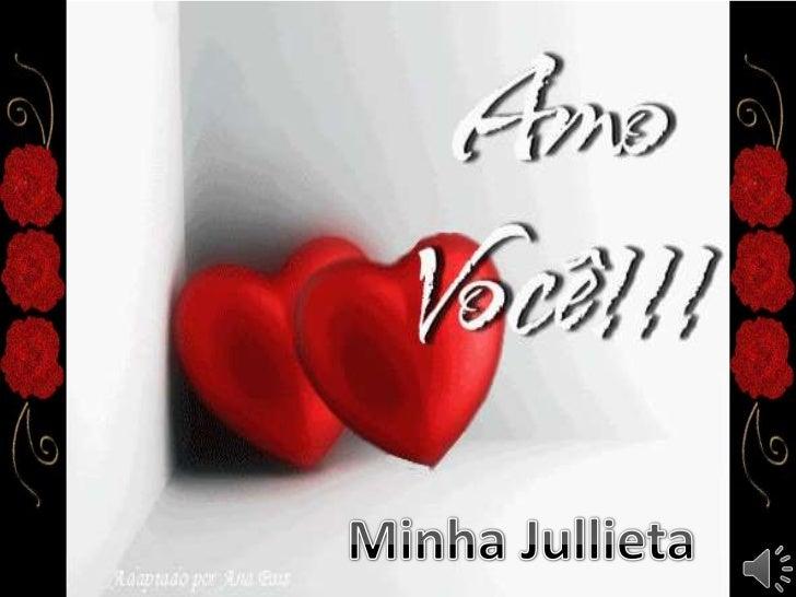 Feliz Dia Dos Namorados                           Feche os olhosMesmo não estando                           agora meu amor...