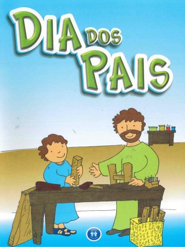 Cartilha Dia dos pais -Aula especial