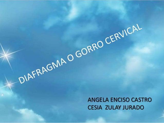 ANGELA ENCISO CASTRO CESIA ZULAY JURADO