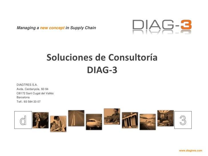 Diag3 Servicios de Consultoría