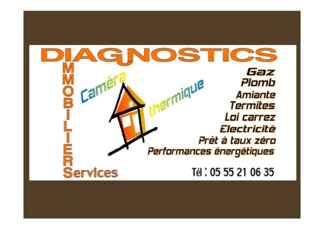 Diagnostic AMIANTE