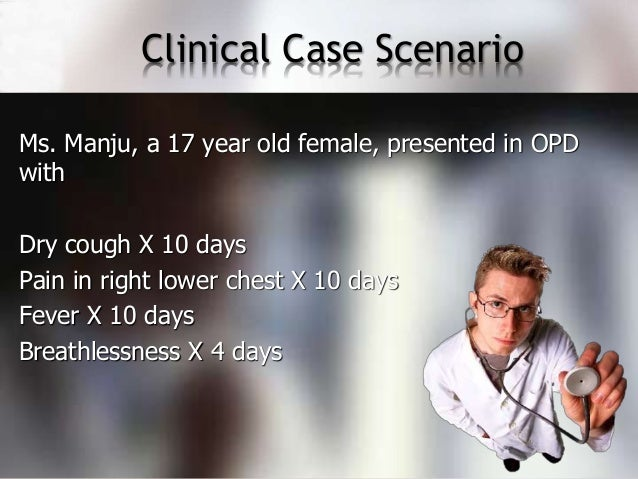 Diagnosing Pleural Effusion