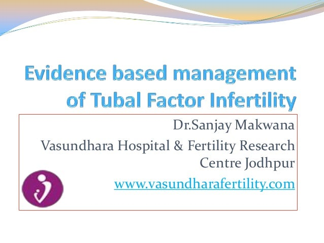 Dr.Sanjay Makwana Vasundhara Hospital & Fertility Research Centre Jodhpur www.vasundharafertility.com