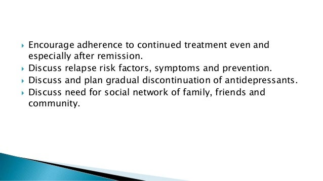 Symptoms & Treatments of Mental Disorders
