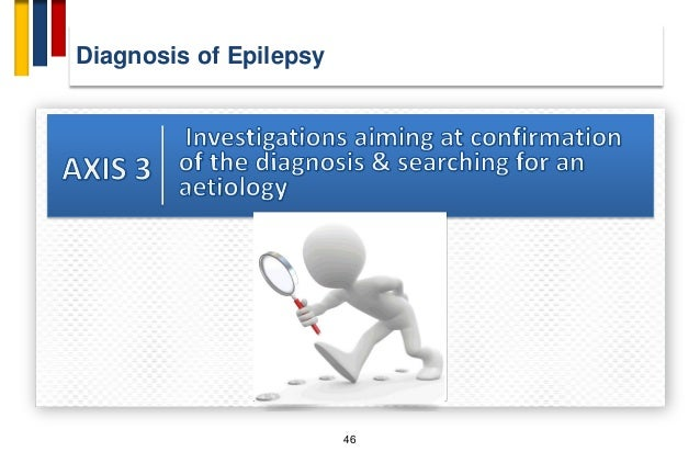 diagnosis of epilepsy