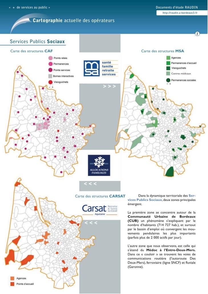 """Diagnostic territorial """"+ de services au public"""" Slide 3"""