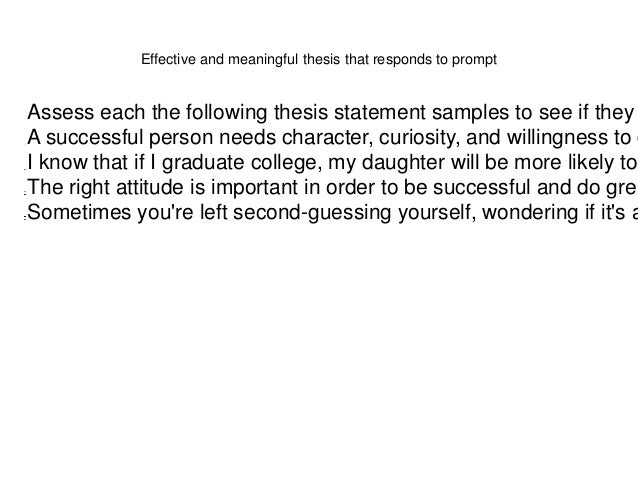 diagnostic essay sample