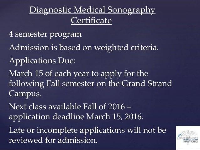 Diagnostic Medical Sonography STEPS Session