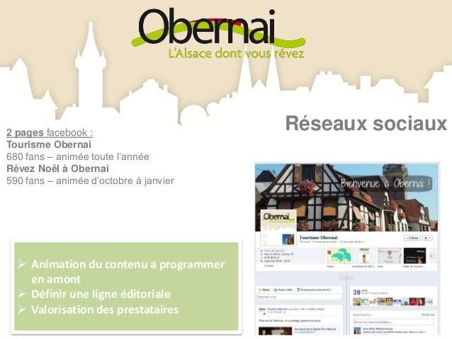 1 profil twitter Tourisme Obernai                                               Réseaux sociaux580 followersAnimée toute l...