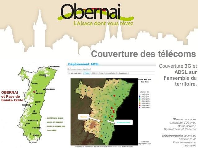 Présence du territoire sur le webNouveaux sites internet pour début 2013www.obernai.frwww.tourisme-obernai.fr