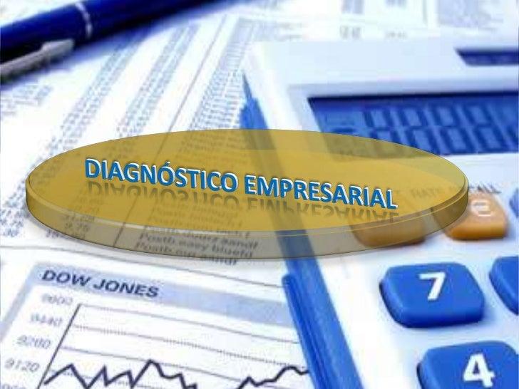 DIAGNÓSTICO EMPRESARIAL<br />