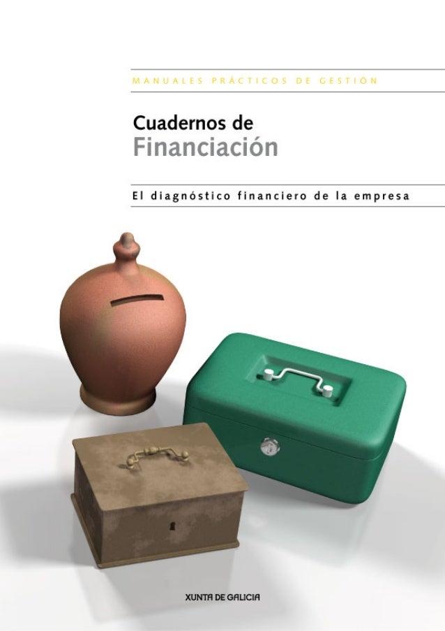El diagnósticofinanciero de la    empresaMANUALES PRÁCTICOS DE GESTIÓN