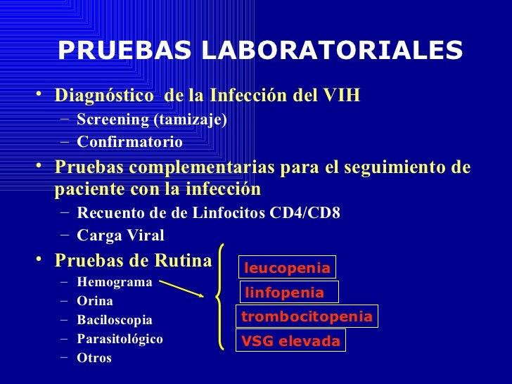 Diagnóstico Laboratorial VIH Slide 2