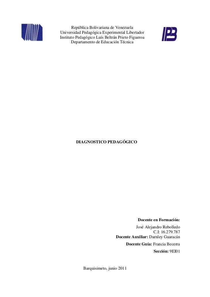 474154574295-325755-49530República Bolivariana de Venezuela<br />Universidad Pedagógica Experimental Libertador<br />Insti...