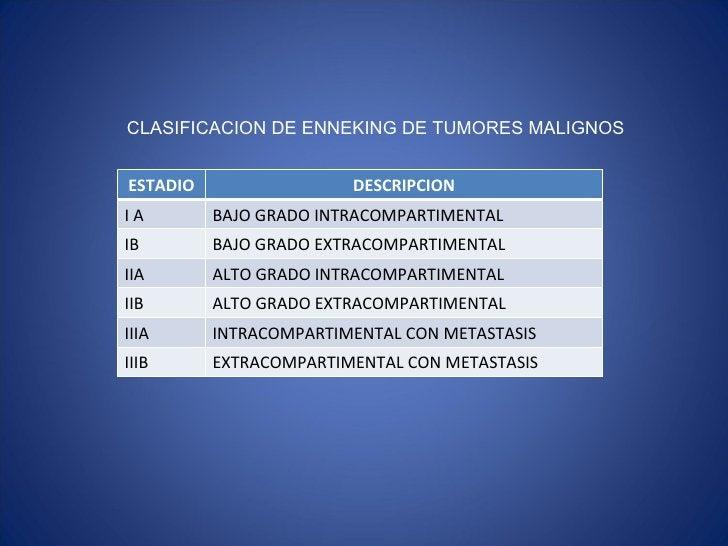 DIAGNOSTICO EN TUMORES OSEOS