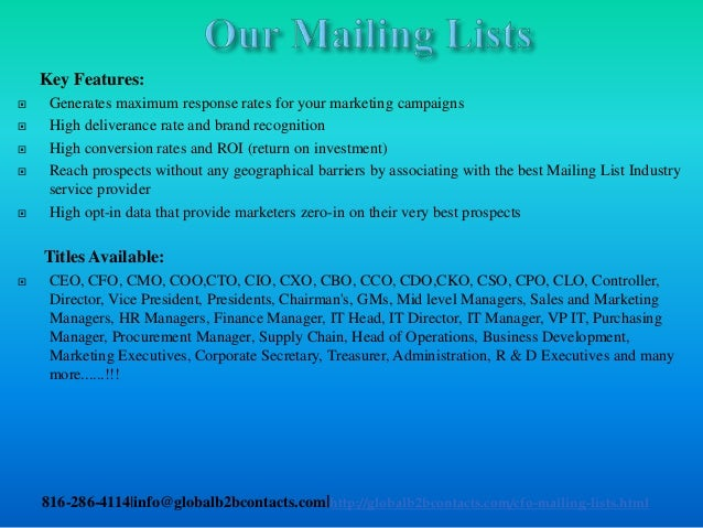 Diagnostic radiologists email list helps you to promote the brand in the best attractive manner Slide 3