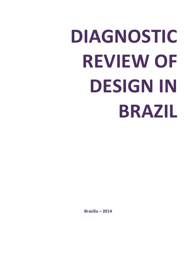 Diagnostic Review of Design in Brazil Slide 2