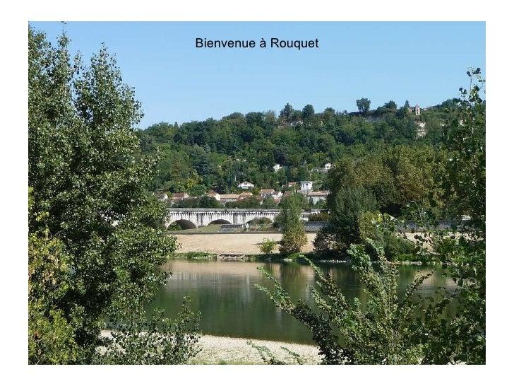 Bienvenue à Rouquet