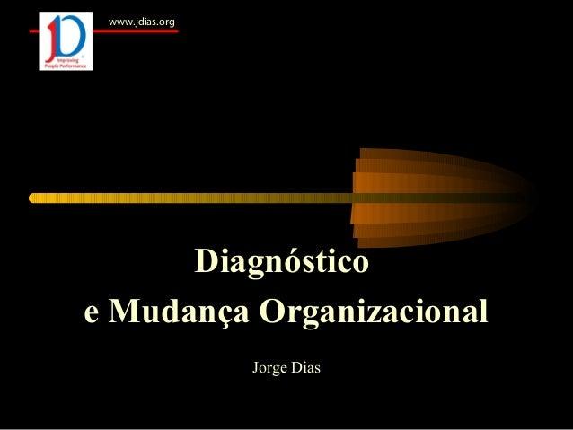 Diagnóstico Organizacional