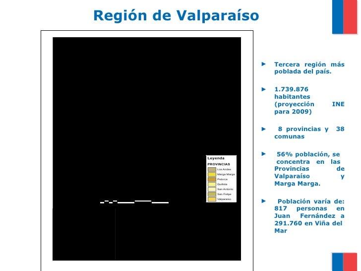 Diagnóstico salud región valparaíso Slide 3