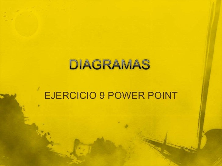 EJERCICIO 9 POWER POINT