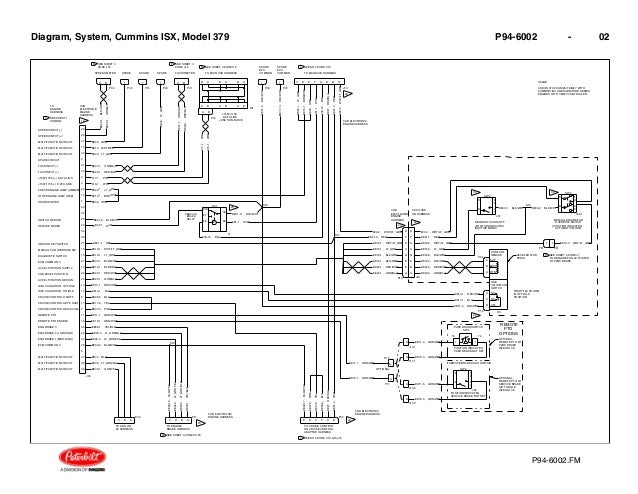 Wiring-diagram-cummins-qsx15 & Cummins N14 Celect Wiring Diagram ...